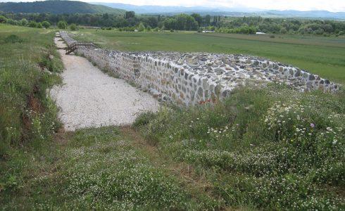 Διοκλητιανούπολη -οχύρωση