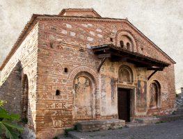The Church of Aghioi Anargyroi (10th-12th century)