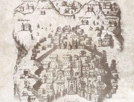Αναπαράσταση Καστοριάς από έντυπη εικόνα