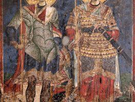 Aghios Georgios and Demetrios