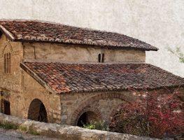 The Church of the Three Saints (1400-1401 AD)