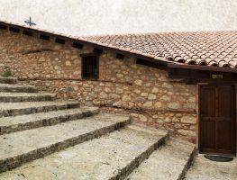 The Church of Aghios Nikolaos of the Nun Efpraxia
