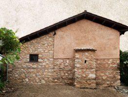 The Church of Aghios Nikolaos of the Nun Efpraxia is considered a representative sample of the